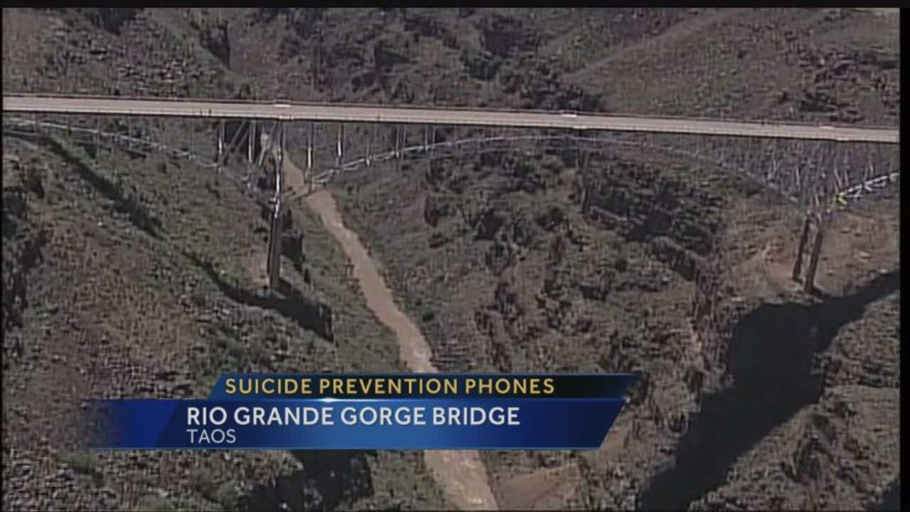 Gov. Susana Martinez wants the state Department of Transportation to do more to prevent suicides at the Rio Grande Gorge Bridge near Taos.