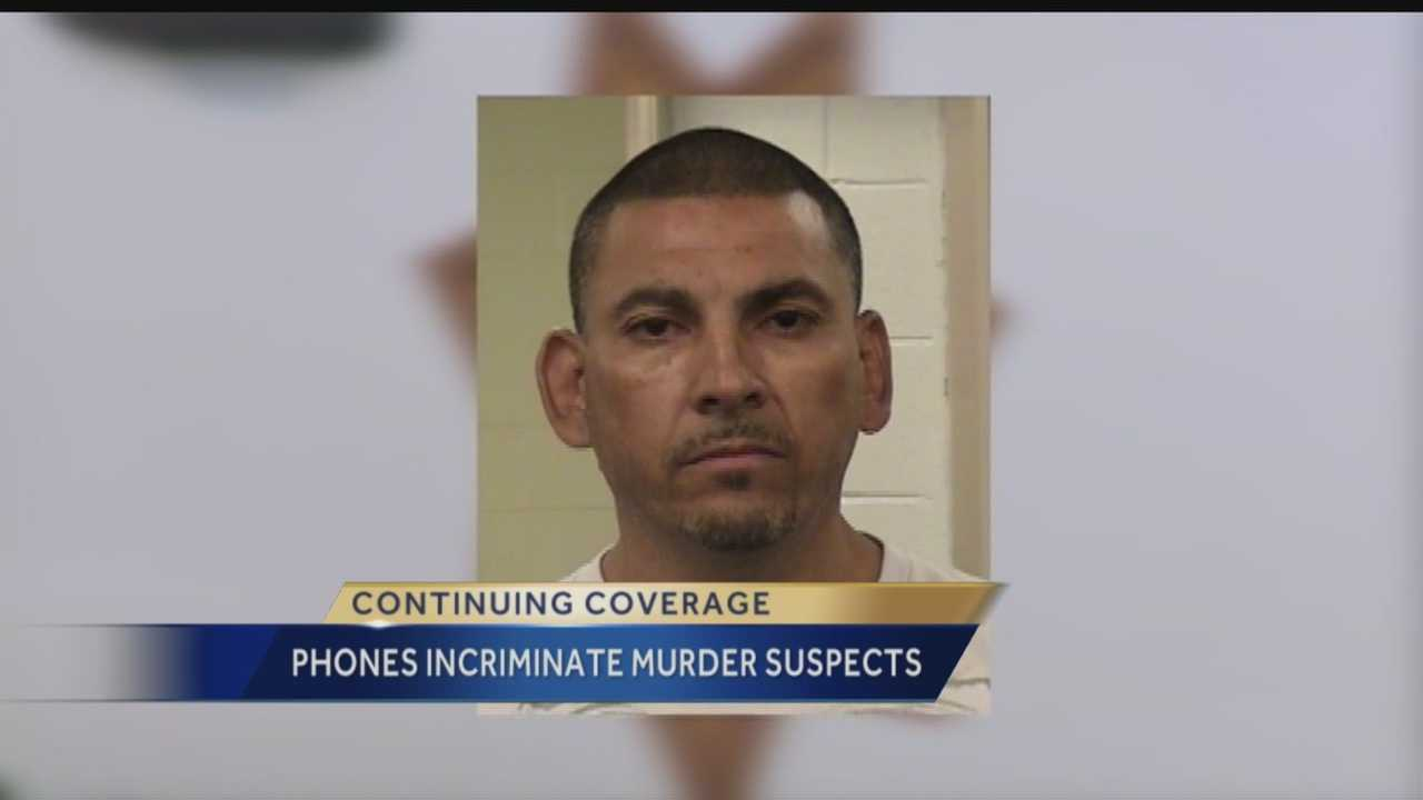 How one suspect got brought down by his cell phone.