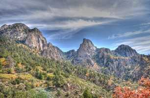 La Luz Trail (Sandia Park)