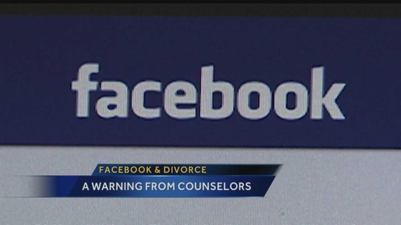 Study suggests correlation between Facebook, divorce