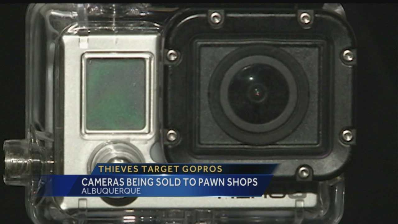 A popular device you may own is becoming more popular with thieves.