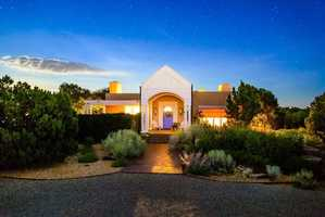 Take a peek inside this $1.2 million mansion for sale in Santa Fe that's featured on Realtor.com