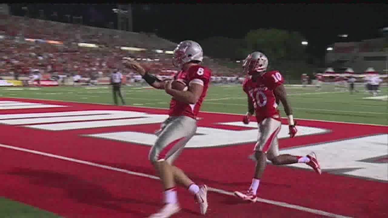 UNM football: Lobos without Gautsche