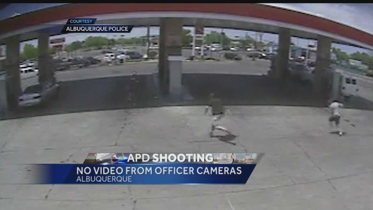 Albuquerque police say no video of a fatal APD-involved shooting in July came from officer on-body cameras.