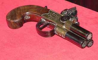 The Amarillo Globe-News has reported that in 1939, the district attorney fretted about fairgoers packing loaded pistols on their hips.