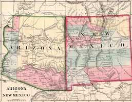 A lot has changed since the first Territorial and State fairs. Here's a (very) brief look at what has changed. (Info via VisitAlbuquerque.org, the Albuquerque Journal and the Amarillo Globe-News)