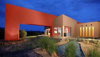 Take a peek inside this 7,200 square foot home for sale in Santa Fe that's featured onRealtor.com