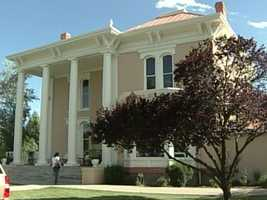 Luna Mansion, Los Lunas