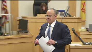 Luis Robles: The defense attorney for Dominique Perez.