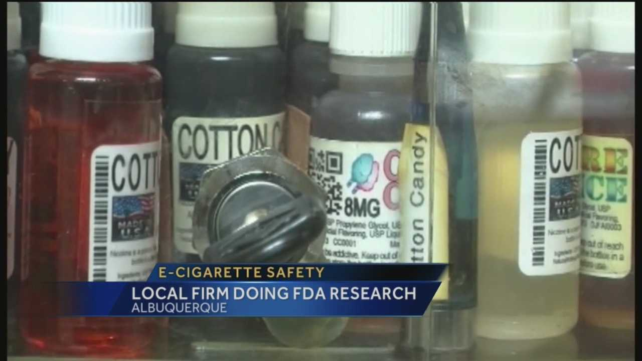 E-Cigarettes are becoming more popular in New Mexico and across the country.