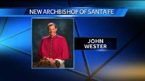 Archbishop John Wester