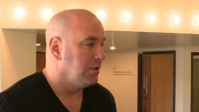 Full Dana White Interview