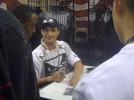 Diego Sanchez. Born in Albuquerque in 1981. UFC fighter.