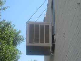 Turn off air conditioners and open windows whenever possible to allow outside air to cool your home or business.