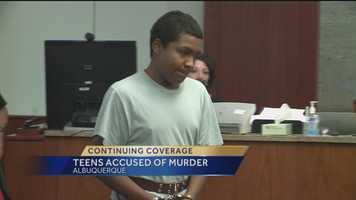 Jeremiah King, 16,
