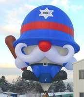 Keystone Willy (Courtesy Albuquerque International Balloon Fiesta)