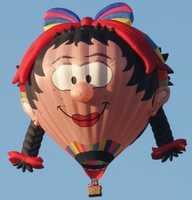 Oons (Courtesy Albuquerque International Balloon Fiesta)