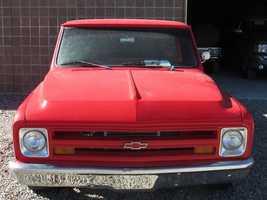 1968 Chevrolet Pickup Truck.