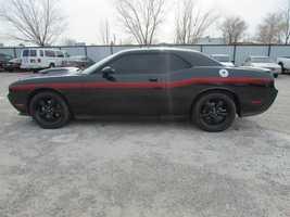 2010 Dodge Challenger.