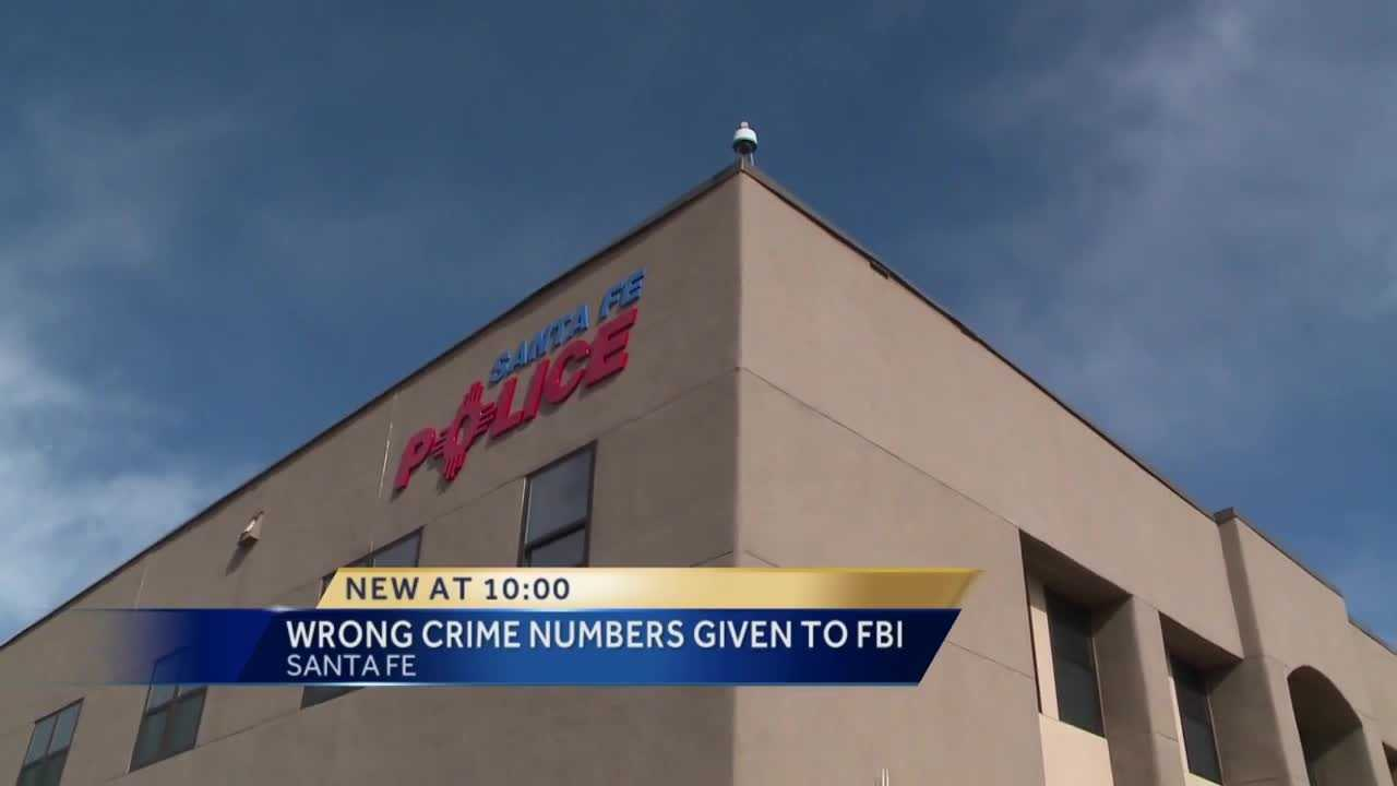 Wrong Crime Numbers Given to FBI