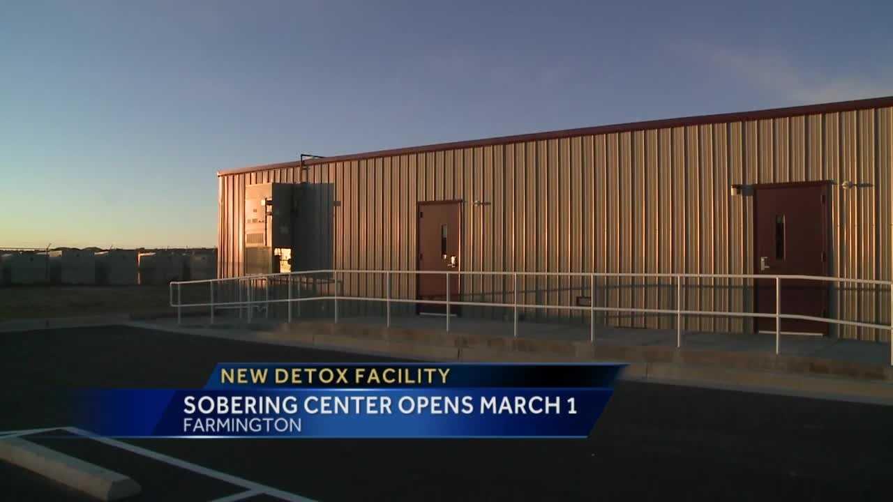 New detox facility to open near Farmington