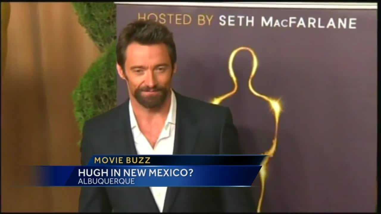 Movie buzz: Hugh in NM?