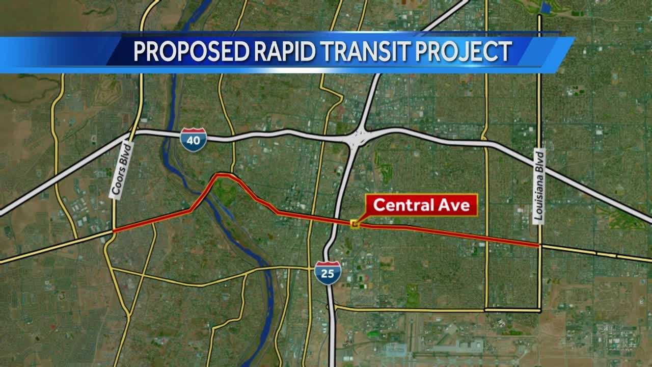 Residents Split on Central Bus Project