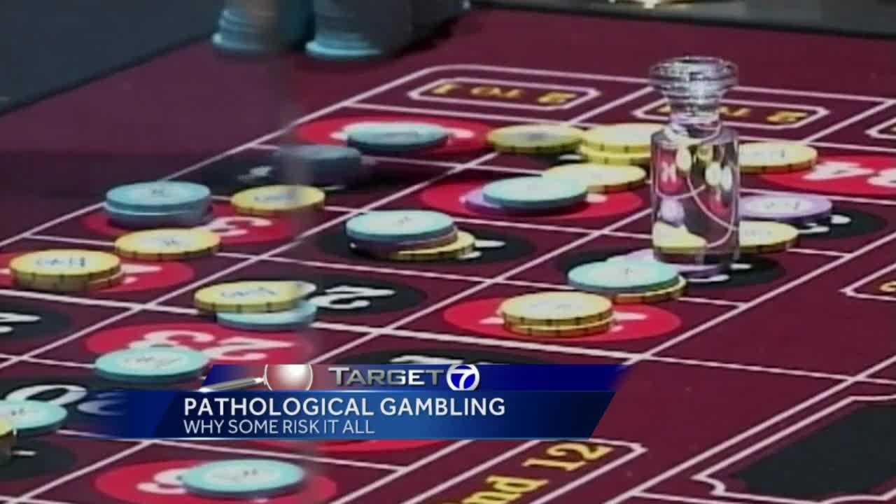 Most people can walk into a casino and have a great time but for others, it's very dangerous.