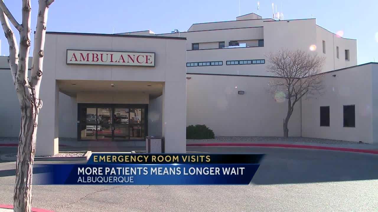 ER wait times