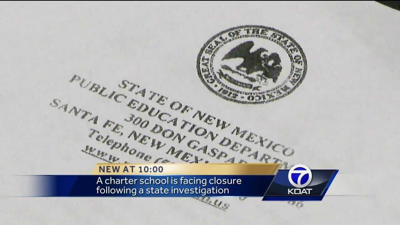 Charter School Facing Closure