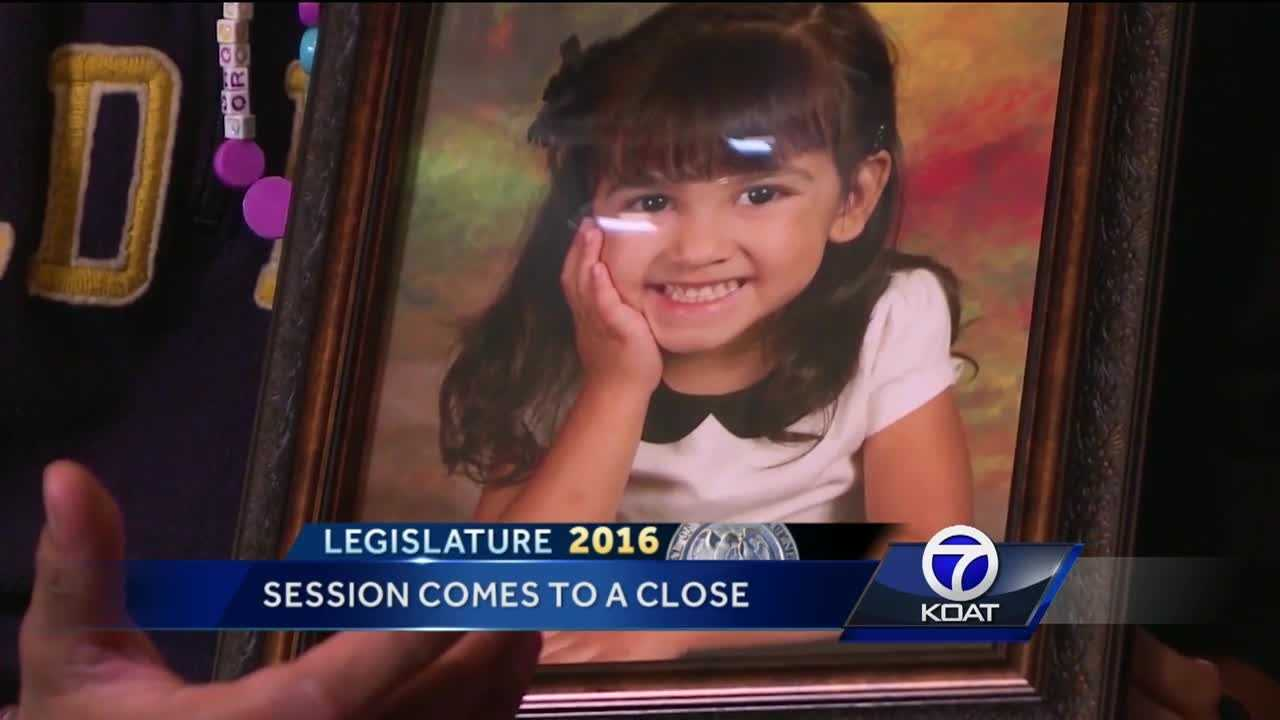 Lilly's mom disappointed by lawmakers
