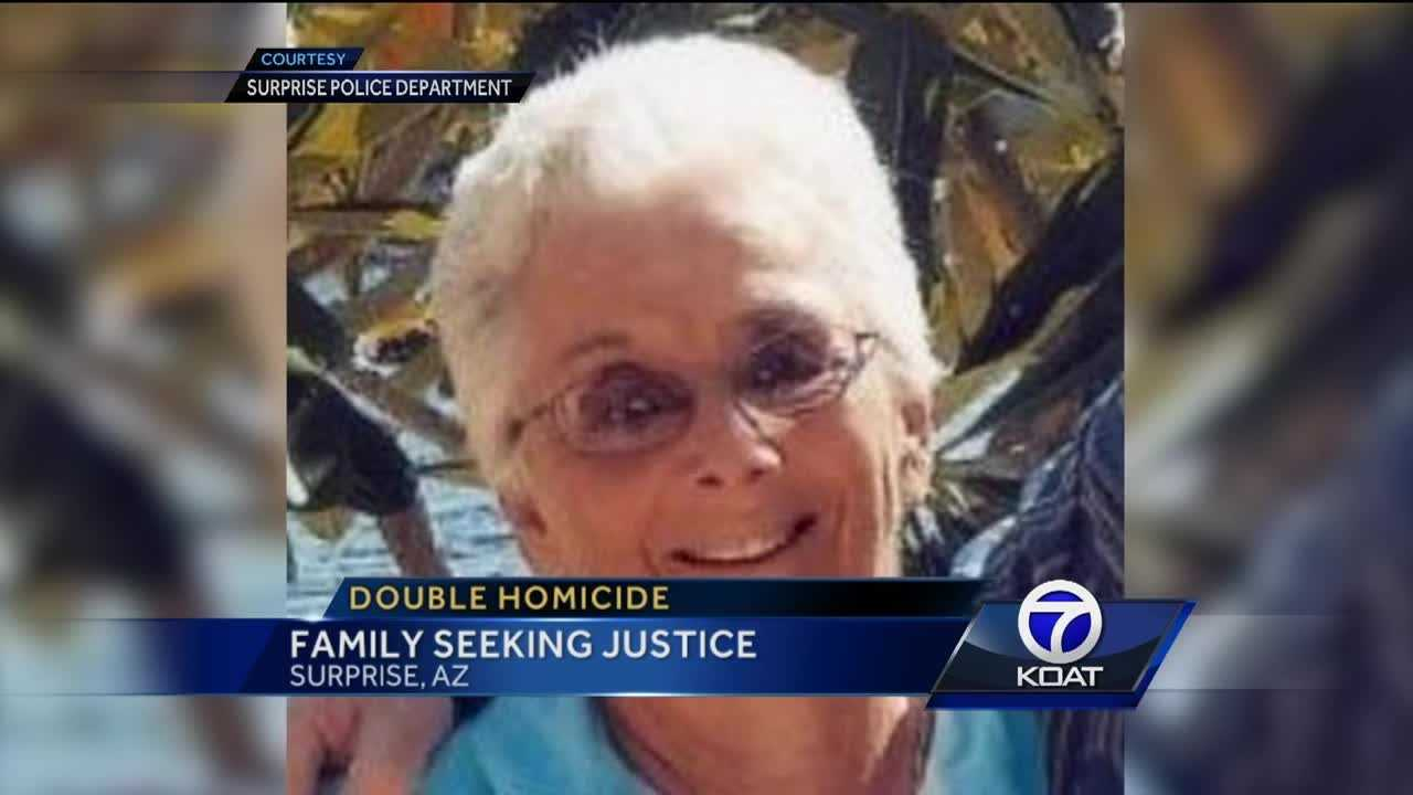 New Mexican grandmother slain in Arizona