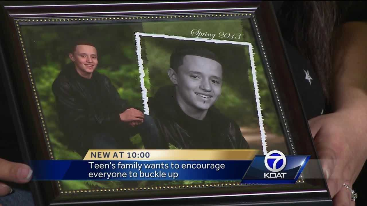 Family members say the person killed Friday morning after a Ford Explorer flipped several times along Interstate 25 was a teen from Rio Rancho.