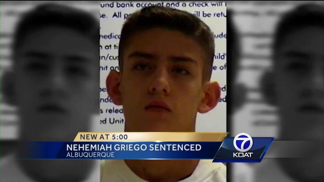 DA may appeal Nehemiah Griego sentencing decision