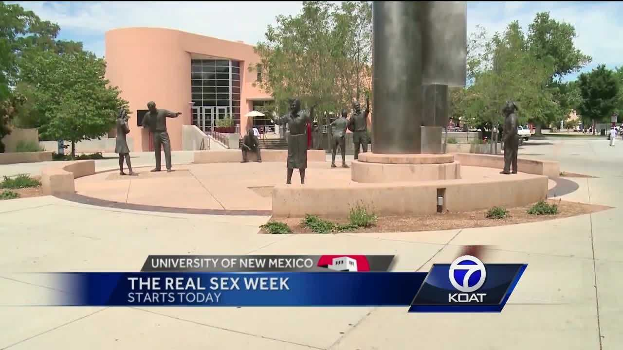 Real Sex Week at UNM
