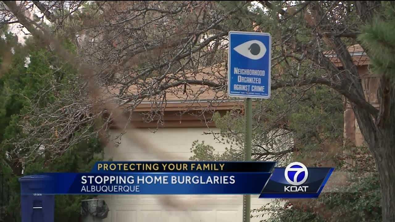 Tips to Stop Home Burglaries
