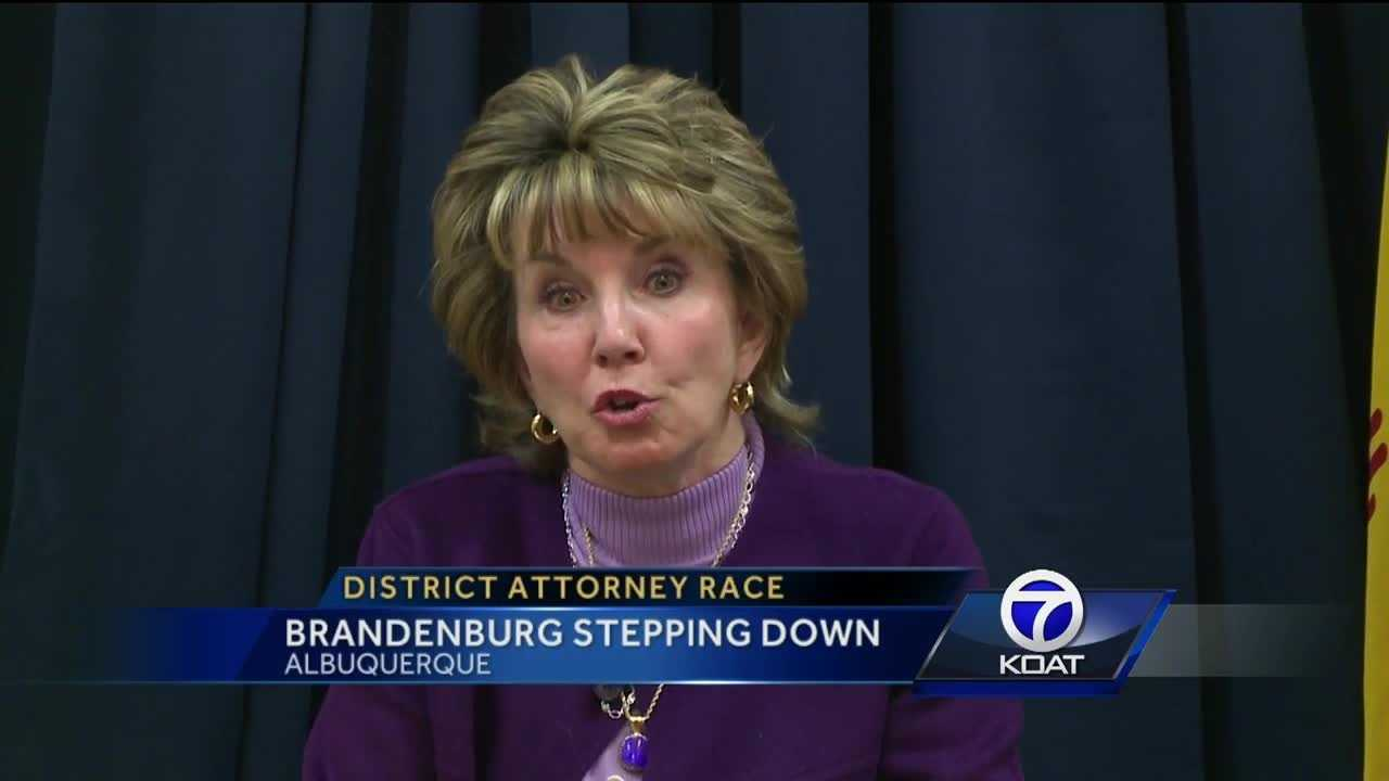 Though Kari Brandenburg's effect on the Bernalillo County District Attorney's Office will cease on Dec. 31, she says the case management order's will not.