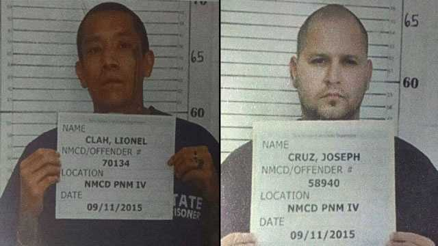 Lionel Clah, Joseph Cruz