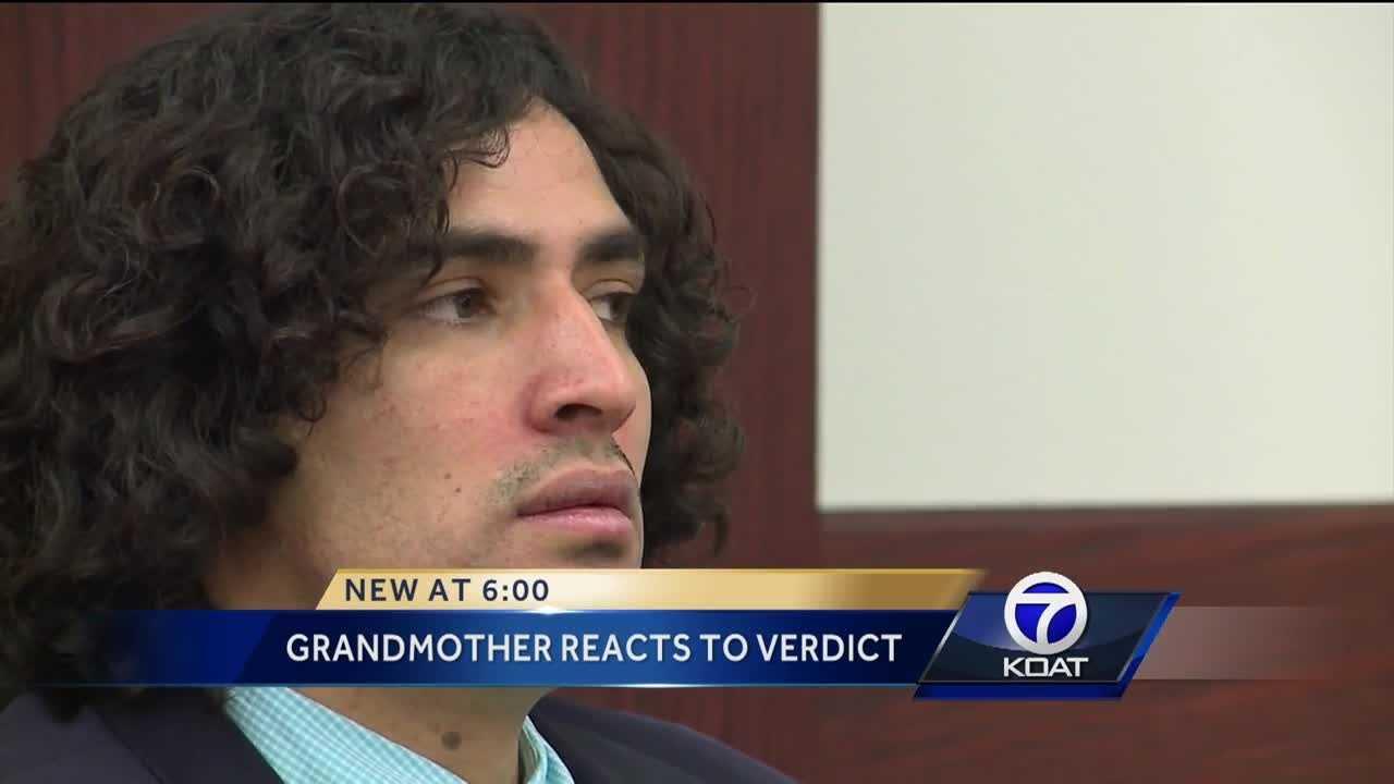 Grandmother Reacts To Verdict