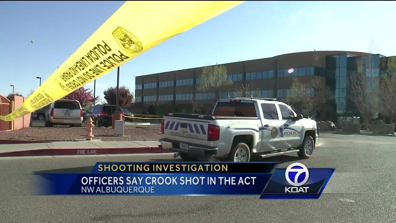 Bureau of Indian Affairs Shooting Investigation