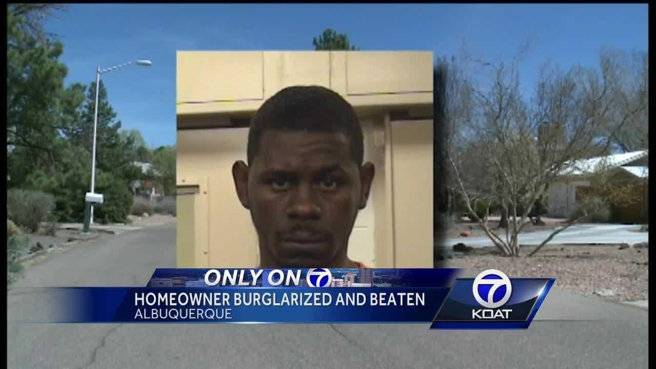 Police say it happened Saturday in northwest Albuquerque.