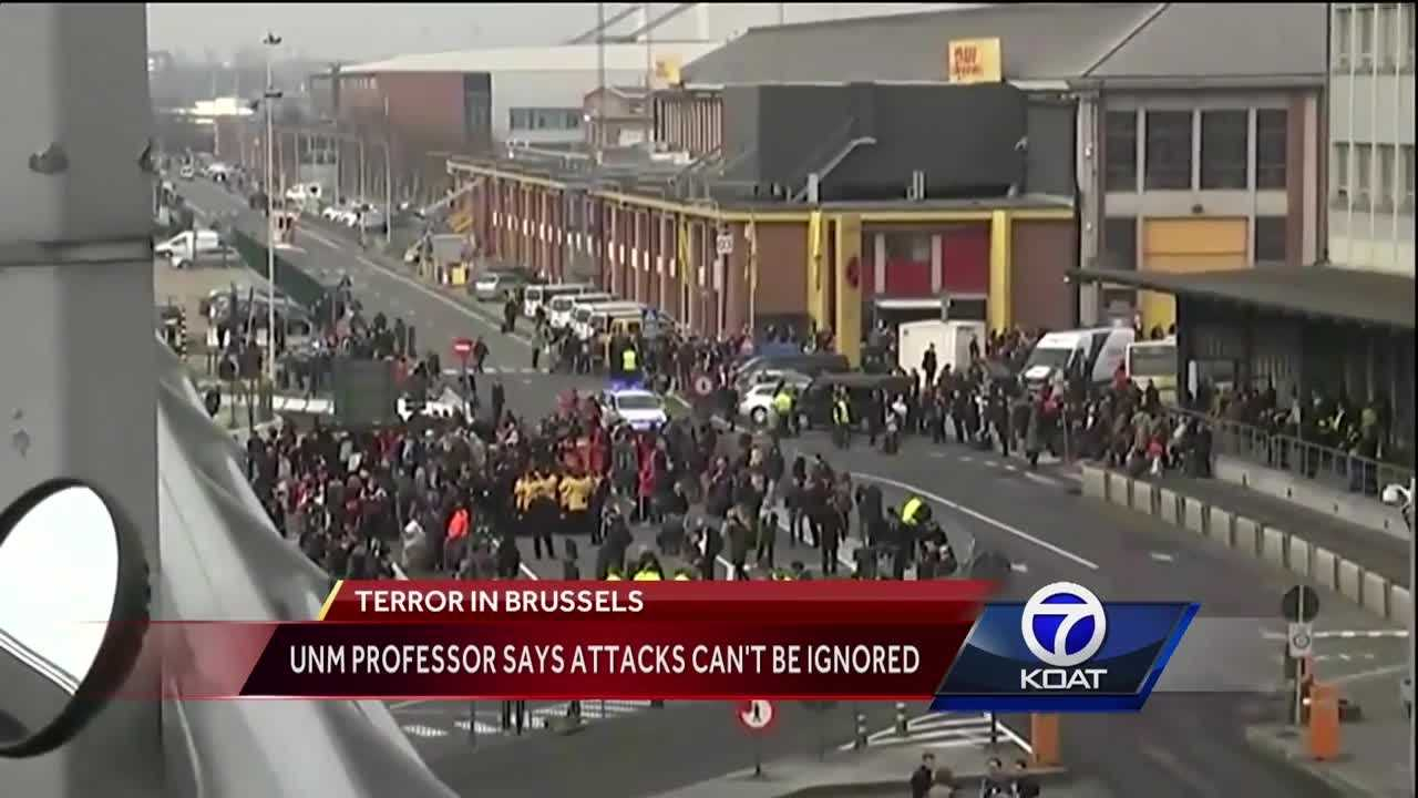 UNM professor says attacks can't be ignored