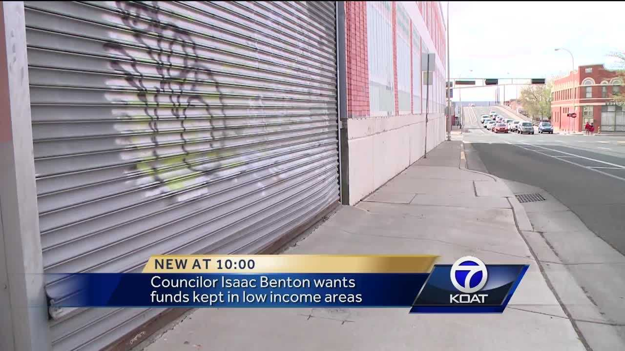 City may use millions meant for poor areas on ART Project