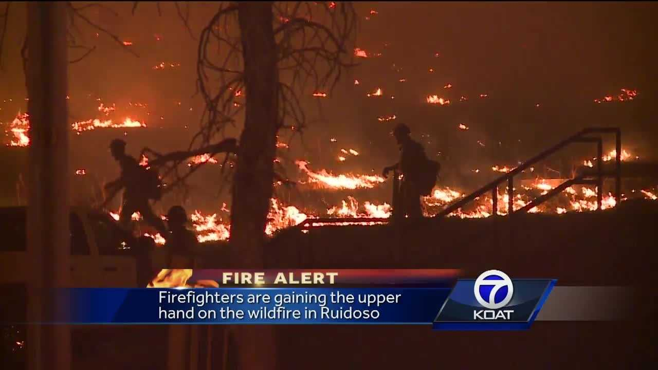 Fire watch: Ruidoso residents remain cautious