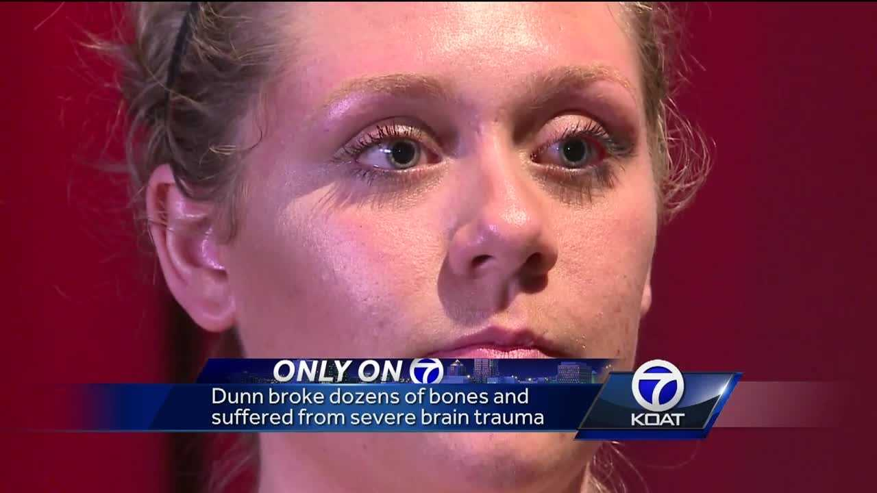 Tailor Dunn Talks About Her Accident