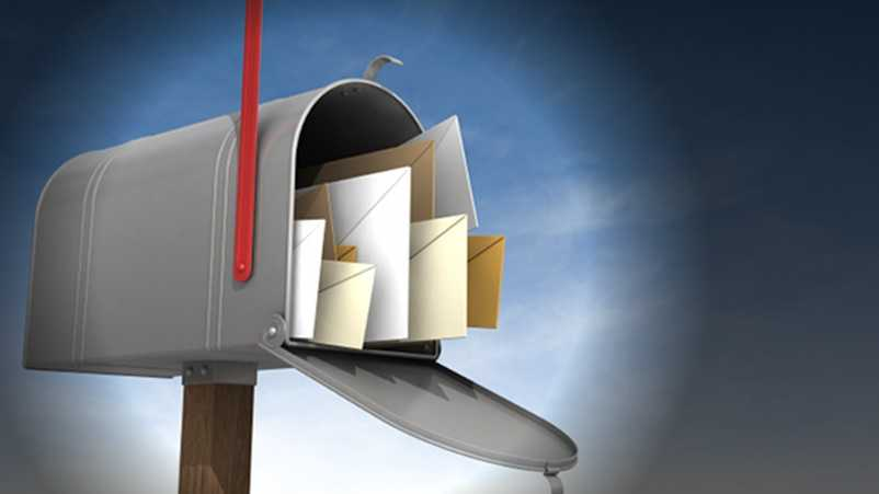 Inspectors with the United States Postal service seized a large amount of stolen mail connected to a number of mailbox thefts in Albuquerque.