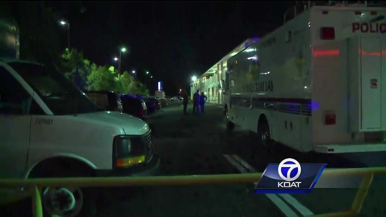 Action 7 News has tracked down a peculiar 911 call from a motel shooting involving a former CNN anchor and correspondent.