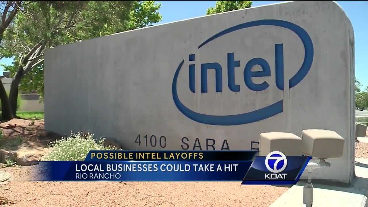 Possible Intel Layoffs