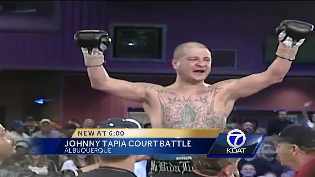 Johnny Tapia Court Battle