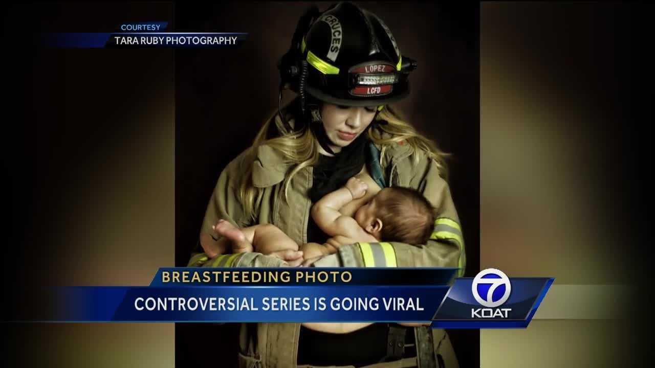 Breastfeeding Photo Controversy